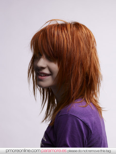 the gallery for gt hayley williams brown hair