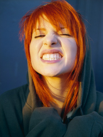 orangebrown hair hayley williams hair photo 20600444