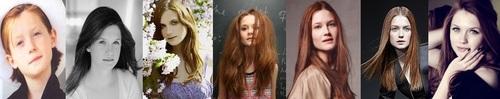 Our Bonnie through the years...