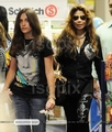 Paris and La Toya