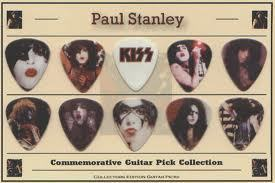 Paul guitar, gitaa picks