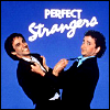 Perfect Strangers photo probably with a business suit called Perfect Strangers