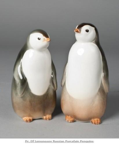 چینی مٹی کے برتن Penguins