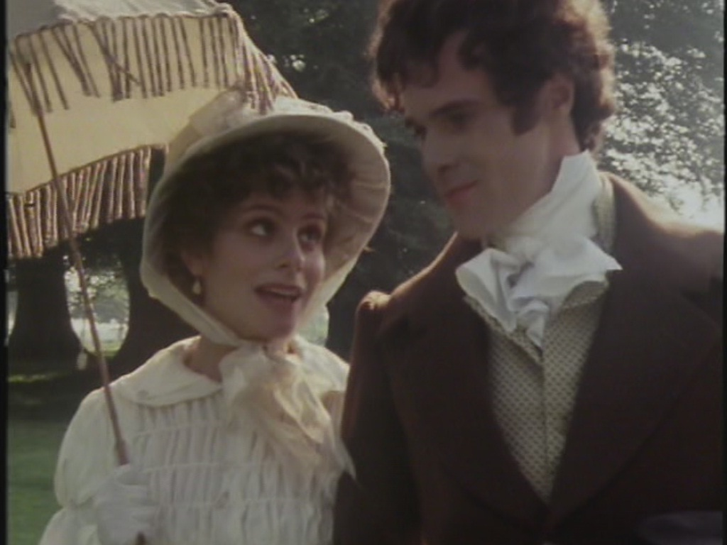 pride an prejudice With colin firth, jennifer ehle, susannah harker, julia sawalha while the arrival of wealthy gentlemen sends her marriage-minded mother into a frenzy, willful and opinionated elizabeth.