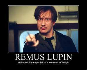 Professor Remus. John. Lupin