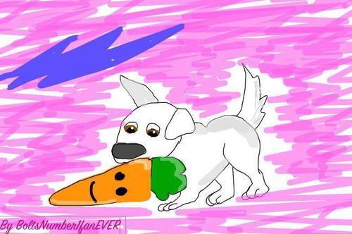 Pup Bolt & Mr.Carrot