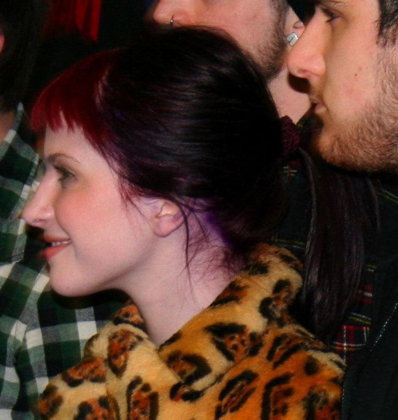 hayley williams purple hair - photo #24
