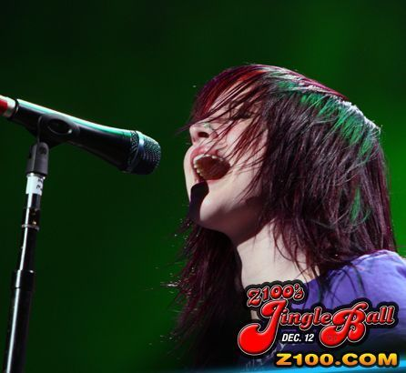 hayley williams purple hair - photo #7