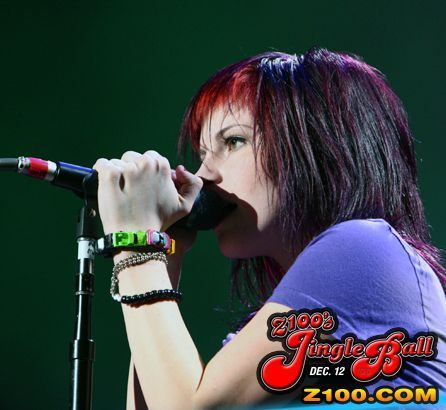 hayley williams purple hair - photo #6
