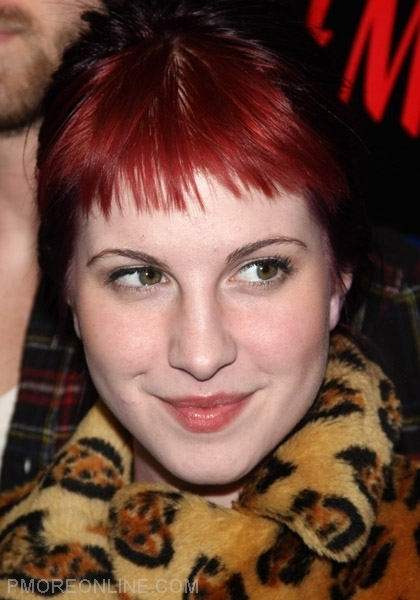 hayley williams purple hair - photo #13
