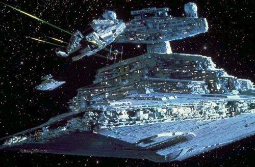 Pursued par the Empire