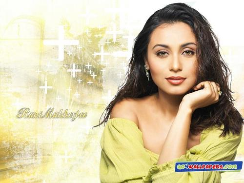 rani mukherjee wallpaper containing a portrait called RANI