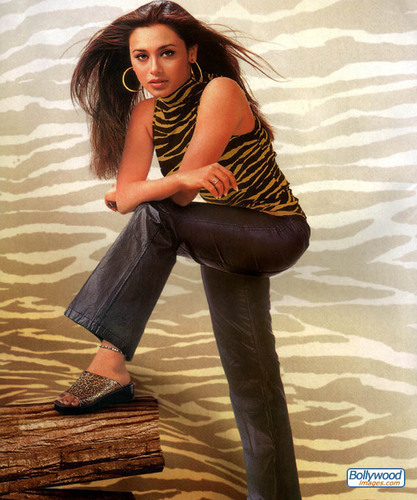 rani mukherjee wallpaper with bare legs, hosiery, and a hip boot called Rani