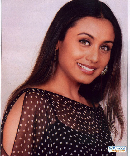 rani mukherjee wallpaper containing a portrait titled Rani
