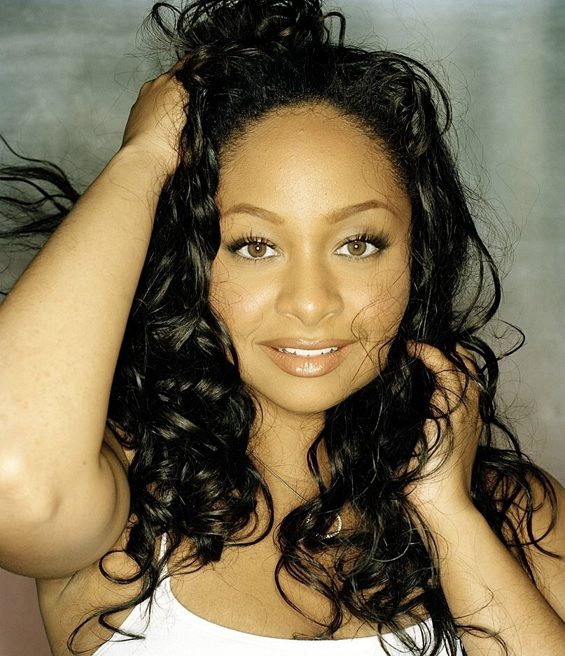 Raven Symone* Raven-Symoné - Thick Girls, Big Girls
