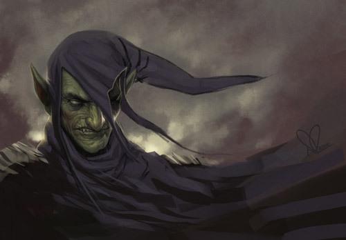 Realistic Goblin