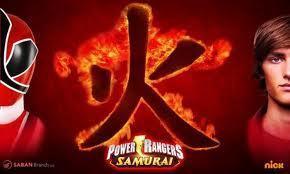 Red Ranger's Samurai Symbol