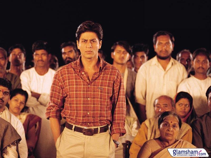Shah Rukh Khan Swades
