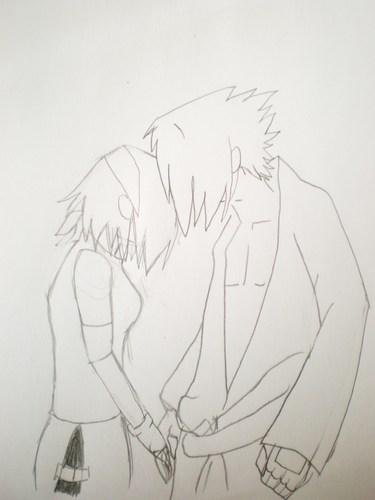 Sasuke returns to Konaha