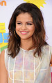Selena Gomez at the KCAs 2011