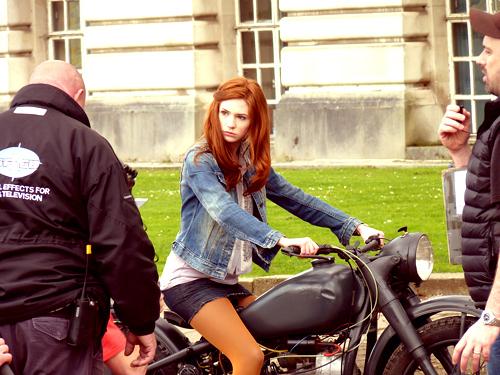 Series 6 filming 1/4/11
