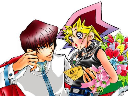 Seto and Yugi