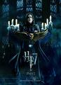 Severus Snape Deathly Headmaster