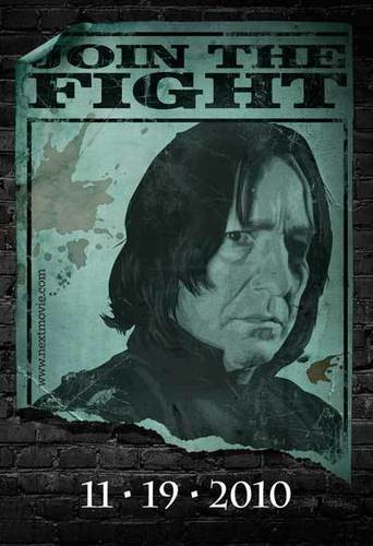 Severus Snape - Join The Fight