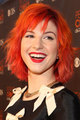 Short Bright Orange Hair - hayley-williams-hair photo