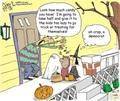 Socialism and Halloween