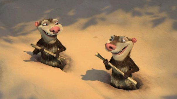 Ice Age 2 Movie Characters Opossum Ice Age 2 For