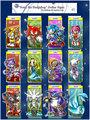 Sonic Zodiac Chart