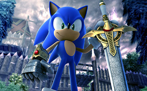 Sonic and the Black Knight!!!!!!