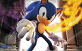 Sonic's on FIRE - sonic-the-hedgehog wallpaper