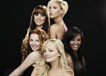 Spice Girls <3