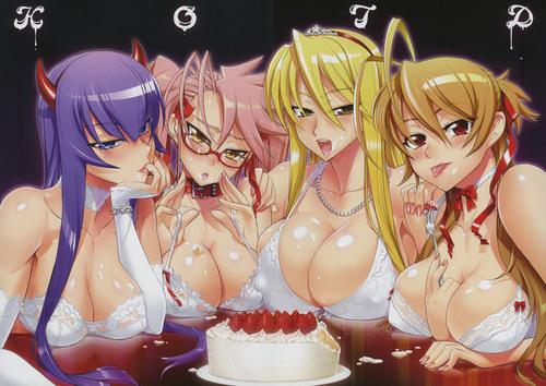 aardbei Cake