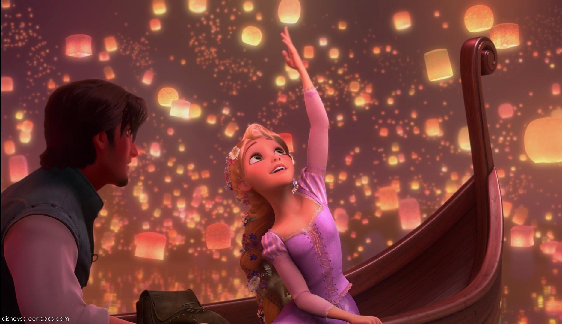 Tangled Tangled Movie 2010 screencaps