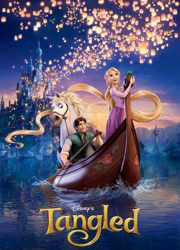 Рапунцель - Запутанная история the movie-my Избранное movie and princess