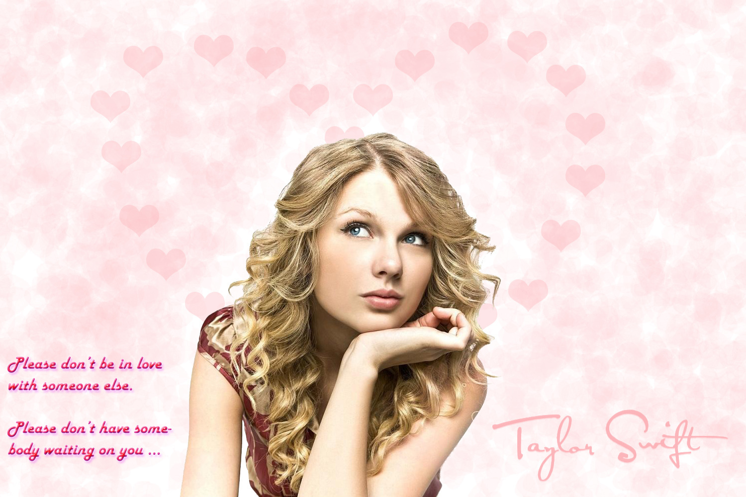 Taylor Swift Enchanted Wallpaper - Taylor Swift Photo ...