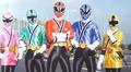 The Rangers - power-rangers-samurai photo