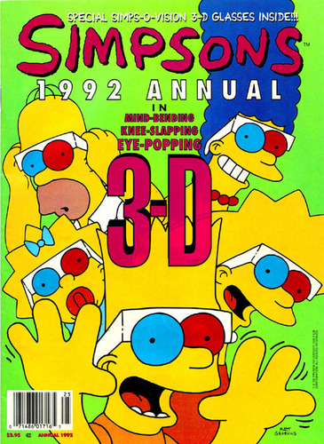 The Simpsons Annual 1992
