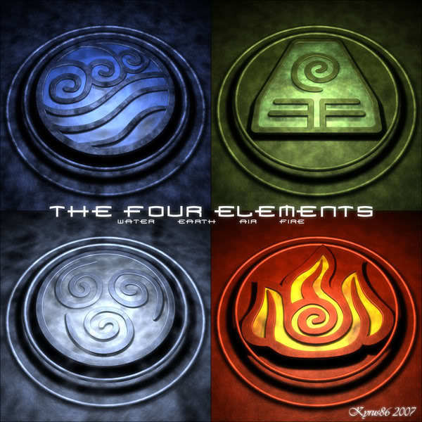 Avatar the last airbender the four elements by nlbroekienl 1 jpg