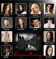 Vampire Academy Dream Cast