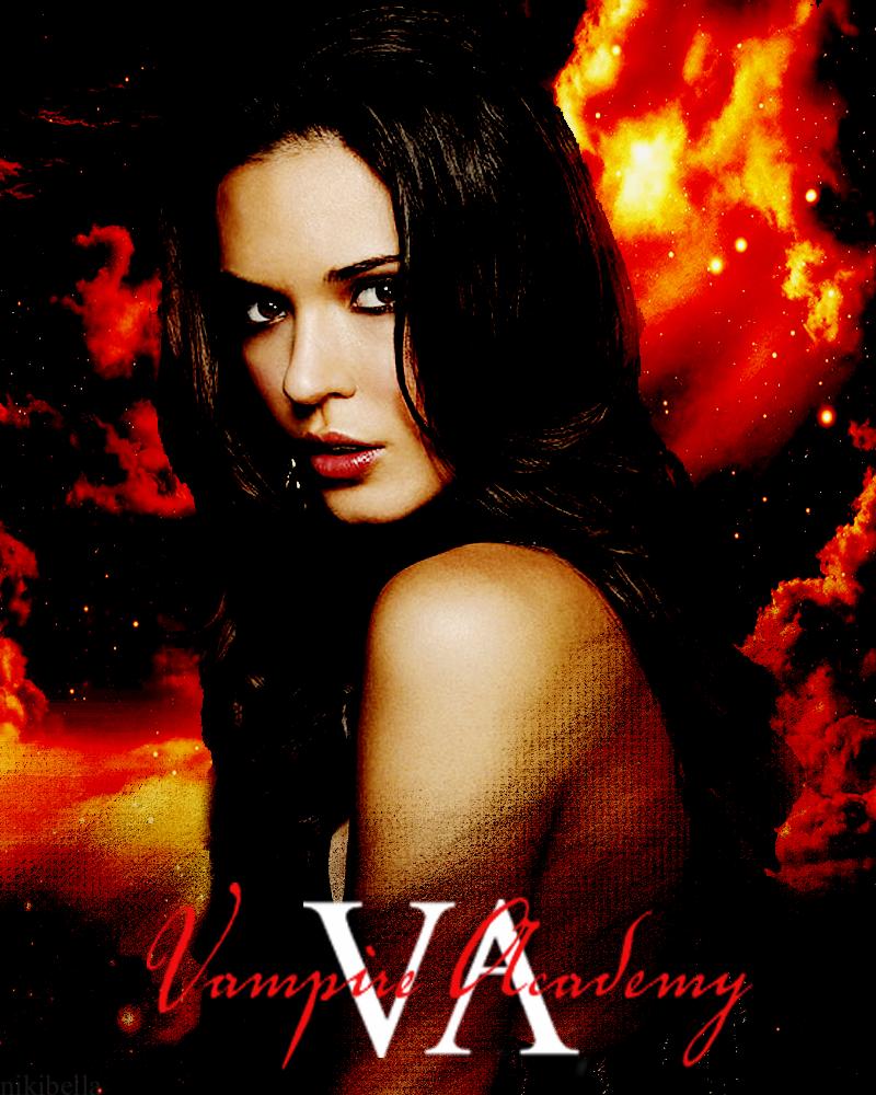 Vampire Academy poster...