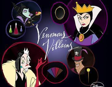 Venomous Villains