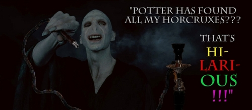 Voldemort and Weed