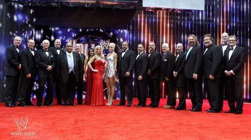 WWE Hall of Fame 2011