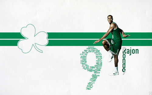 Rajon Rondo wallpaper possibly containing a sign entitled Wallpaper