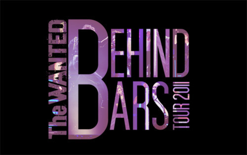 Wanted (I Will ALWAYS Support Wanted No Matter What) Behind Bars Tour 2011!! 100% Real :) x