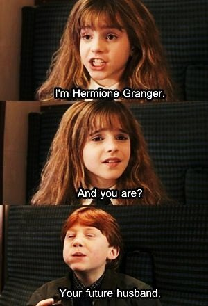 Your future husband! ^-^ - romione Photo